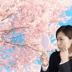 春の肌トラブル